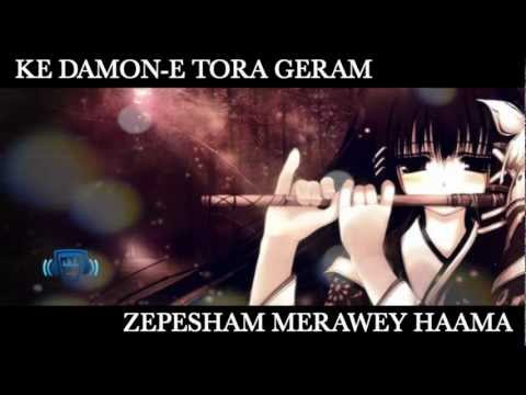 Ahmad Ozair - Zepesham Merawey Lyrics Hd 2012 - NEW AFGHAN LOVE...
