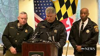 Officials give update on shooting at high school in Maryland by : ABC News