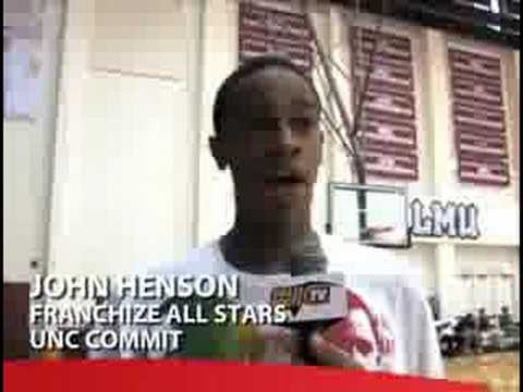 Exclusive Interview with John Henson