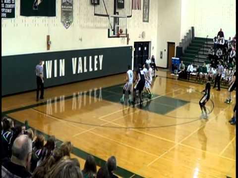 Twin Valley High School (white) VS. Berks Catholic High School (black) 2013-2014 season.