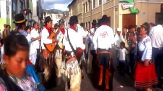 RAZA VIVA - AMORCITO CORAZON - CAYAMBE ECUADOR
