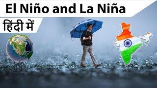 Geography - EL NINO, La NINA, El nino Modoki - Revision Module for UPSC Prelims 2018 Part 3 -