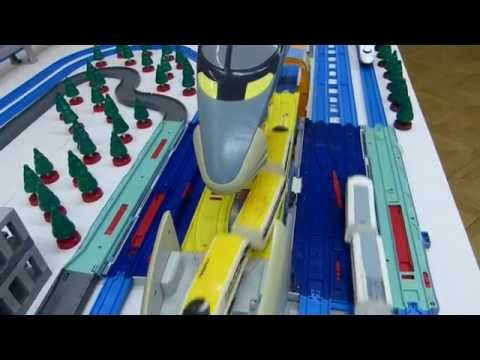 プラレール Tomy/Plarail Shinkansen Vol. 6: the 500 series