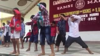 Boys dance on tujhe  sab h pata meri maa