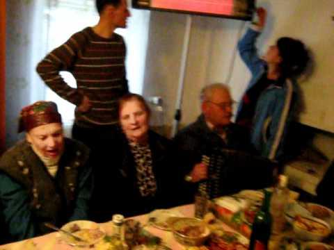 Народная супер песня-Старею, старею-19.11.11