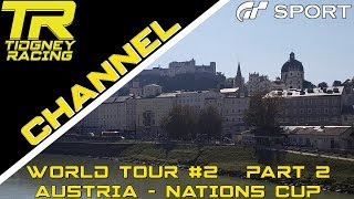 [GT Sport] - World Tour #2 - Austria - Salzburg Part 2 - Nations Cup Analysis