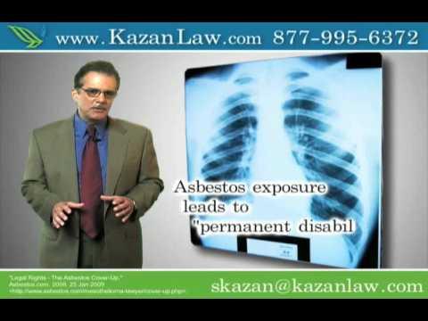 Asbestosis Mesothelioma California Attorneys Asbestos Cancer