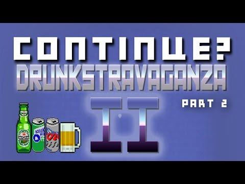 Drunkstravaganza II (Part 2) featuring JonTron, Satchbags, Stamper,& Spazkid
