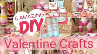DIY VALENTINE PARTY DECOR | AMAZING CRAFTS & STYLE TIPS | DECOR IDEAS | THRIFT FLIPS