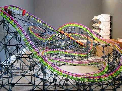 kinect roller coaster instructions