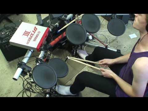 Extreme Pop Drumming: