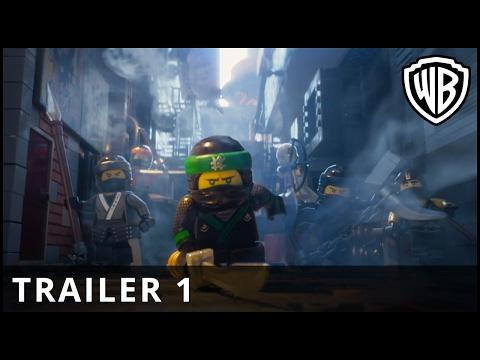 The LEGO® NINJAGO® Movie - Trailer 1 - Warner Bros UK