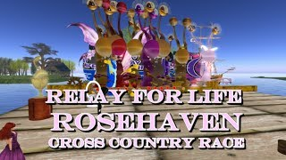 Giant snail race 472 17 May 27th RFL Cross Country  RoseHaven