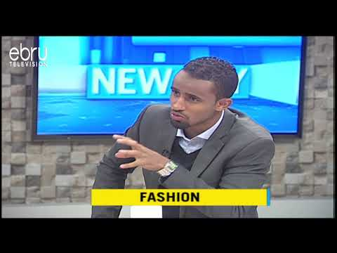Upclose With Fashion Designer Tony Oloo