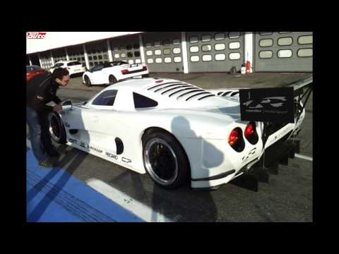 Rekord Mosler Concept M EXP/1 Hockenheim Test sport auto