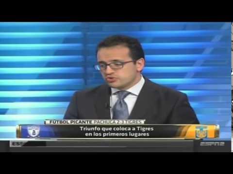 Pachuca 2-3 Tigres, J10, A14, FutbolPicante, 27Sept2014