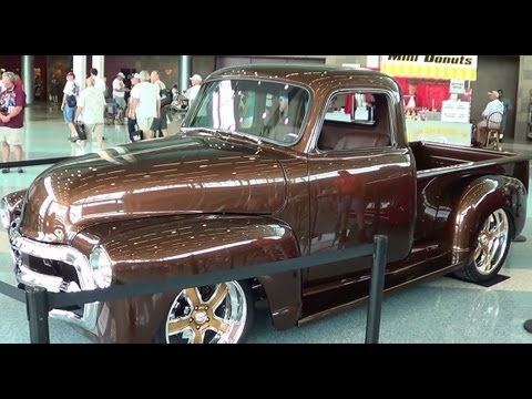 1955 Chevrolet Pick Up Street Rod Music Videos