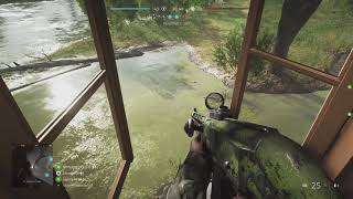 Battlefield V Multiplayer Domination win