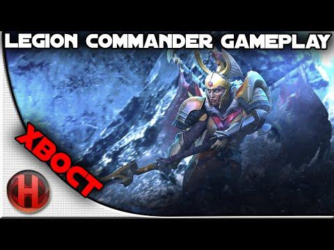 Na'Vi.XBOCT Legion Commander Gameplay Dota 2