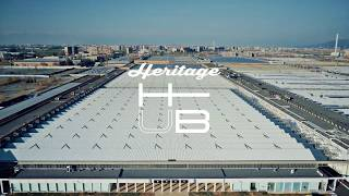 Heritage Hub – Welcome to our new home