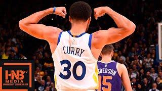 Golden State Warriors vs Phoenix Suns Full Game Highlights   10.22.2018, NBA Season