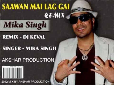 Sawan mai lag gai aag ( dj keval & akshar production) remix...