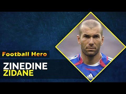 Zinedine Zidane | Football Heroes