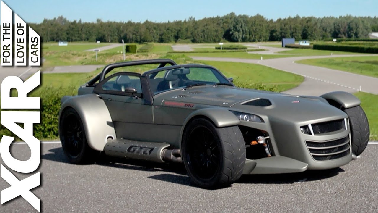 Donkervoort D8 Gto The Lotus Seven You Always Wanted