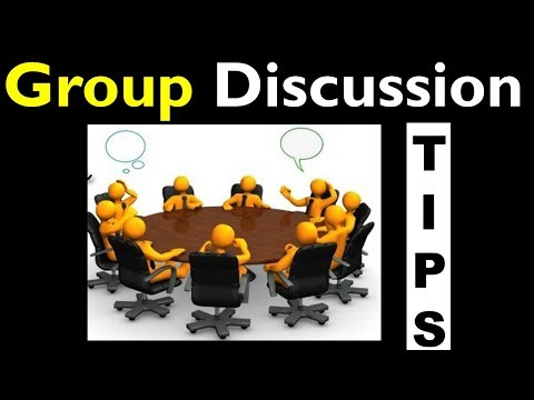 Group Discussion Tips you should not Miss