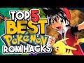 Top 5 Best Pokemon GBA Rom Hacks 2018