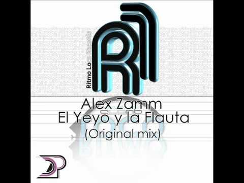 RLR 001 - Alex Zamm - El yeyo y la flauta (Original Mix)
