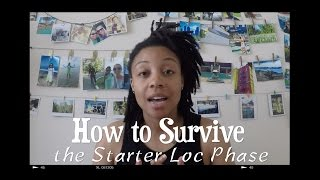 Dreadlock Journey: How To Survive the Starter Loc Phase