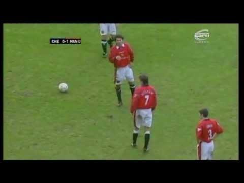 Chelsea 3-5 Man United, FA Cup 1998