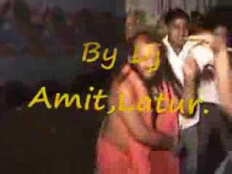 Tuza Zaga Ga Funny Maharaj Dance Dj AmitLatur.