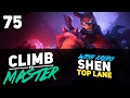 Playing SHEN with KREPO - Climb To Master - Episode 75