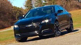 2016 Chevrolet Impala Midnight Edition - TestDriveNow.com Review by Auto Critic Steve Hammes