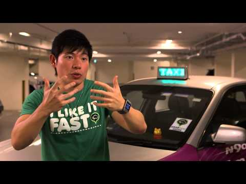 The Start-UP: Anthony Tan from GrabTaxi