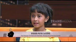 WIDURI PUTRI SASONO, ARTIS CILIK BERBAKAT | HITAM PUTIH (22/02/19) PART 3