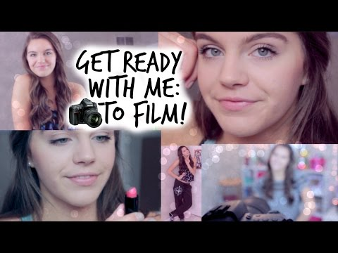 Get Ready With Me: To Film! video