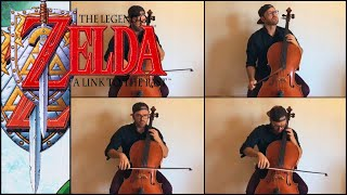 Zelda cello - Link to the Past - Black Mist (Death Mountain)