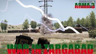 Arma 3  War In Zargabad