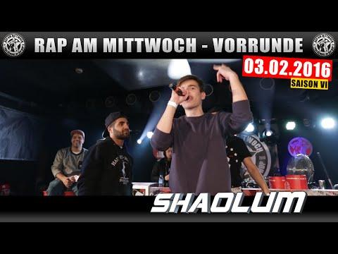 RAP AM MITTWOCH BERLIN: 03.02.16 BattleMania Vorrunde feat. SHAOLUM, VYRUS uvm. (2/4) GERMAN BATTLE