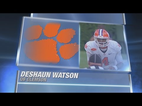 Best of Clemson QB Deshaun Watson vs South Carolina State