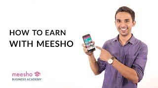 How to Earn with Meesho