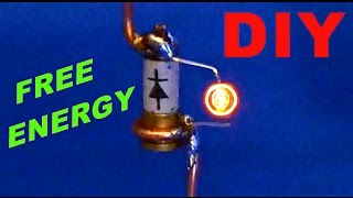 Free Energy Microwaves Experiment.1