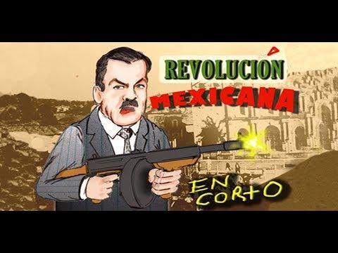 Revolucion Mexicana a Color la Revolución Mexicana en