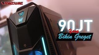 Review Predator Orion 9000 - Desktop PC Build Up Kelas Kakap dari Acer