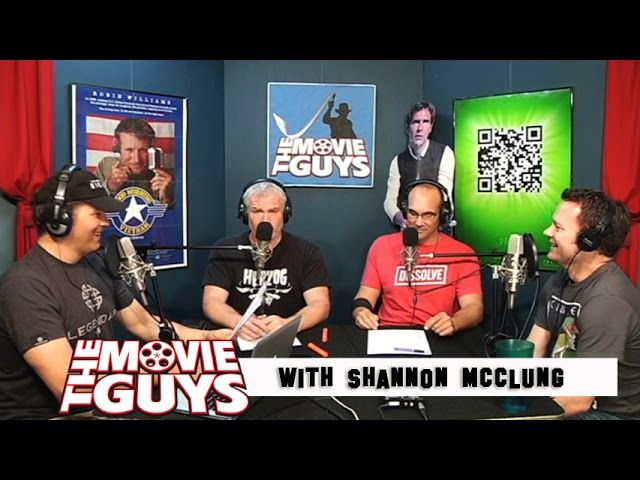 THE MOVIE SHOWCAST - SUPERBAD ON DRUGS (w/Shannon McClung) -...