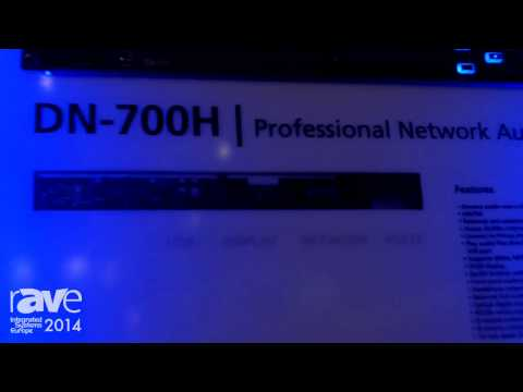 ISE 2014: Denon Professional Previews The 700 Series