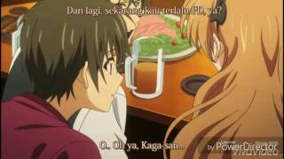 """""""Best Moment"""" Anime """"Golden Time (Indo Subs)"""